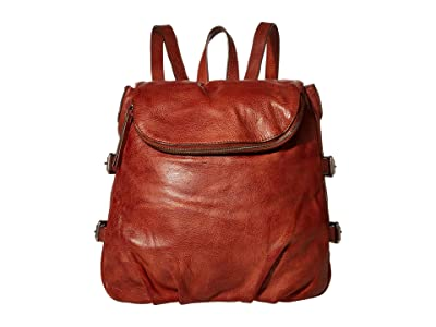 FRYE AND CO. Sindy Backpack (Cognac) Backpack Bags