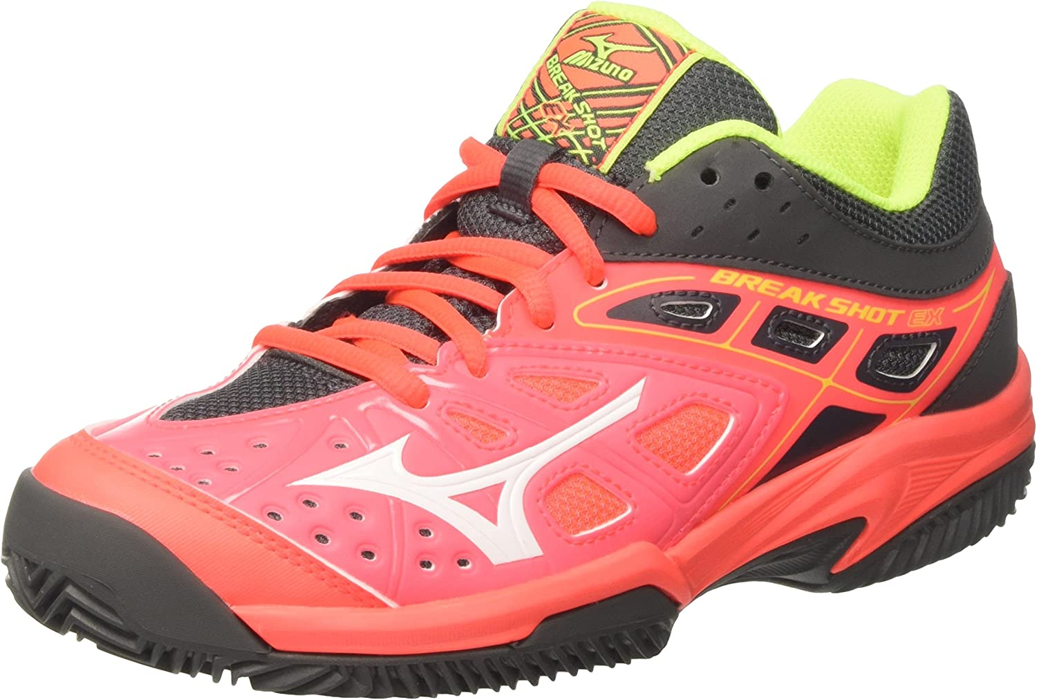 Mizuno Break Scaliente Ex CC (W), Sautope da Tennis Donna