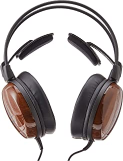 Audio-Technica ATH-W1000Z On-ear Marrón / Negro