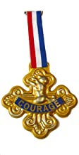 Cowardly Lion Badge of Courage 500