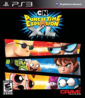 cartoon network punch time explosion xxl