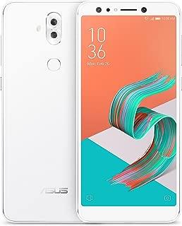 "ASUS ZenFone 5Q (ZC600KL-S630-4G-64G-WH) - 6"" FHD 2160x1080 display - Quad-camera - 4GB RAM - 64GB storage - LTE Unlocked Dual SIM Cell Phone - US Warranty - White"
