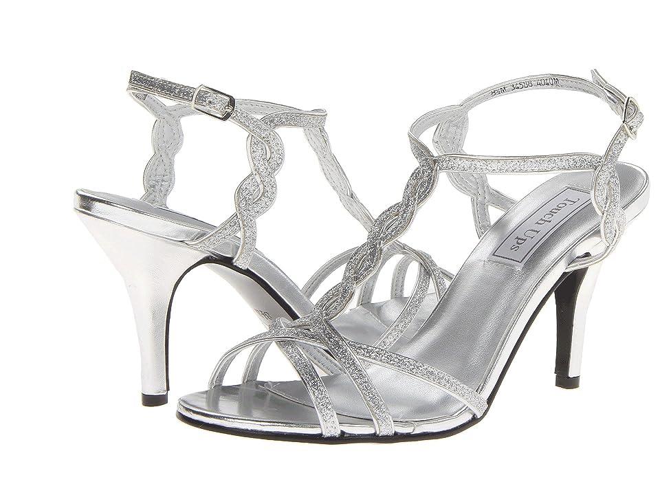 Touch Ups Fran (Silver Glitter) High Heels