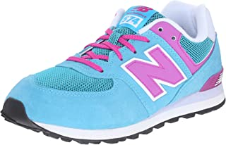 New Balance KL574 Lifestyle Grade Running Shoe (Big Kid)