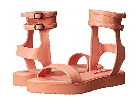 Womens Sandals C Label Gilda-4 Coral