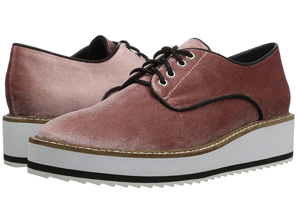 Shellys London Fontain platform oxford (Old Pink) Women