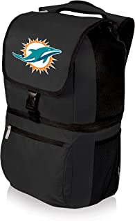 NFL Zuma Insulated Cooler Backpack,  Miami Dolphins