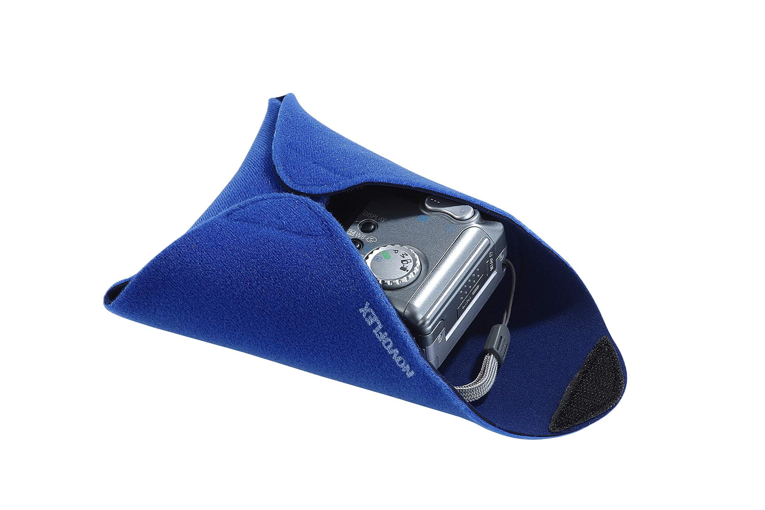 8x8 BLUE-WRAP-S Novoflex Neoprene Wrap Blue