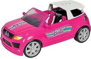 NIKKO 9043 Barbie SUV Remote Control Vehicle Toy, Pink