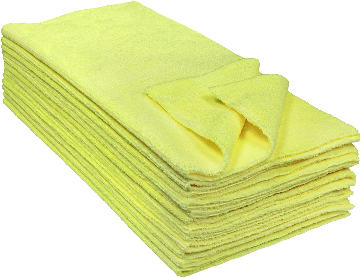CleanAide Microfiber Ultrasonic Cut Cleaning 30 x 14in Towels 14 San Jose Super Special SALE held Mall