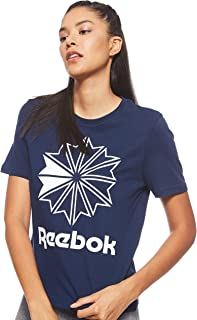 Reebok Womens Activchill Graphics T-Shirt