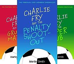 The Football Boy Wonder Chronicles (3 Book Series)