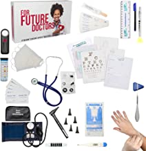 Future Doctors Medical Science Kit for High School Students & Young Aspiring Medical Professionals | Get a glimpse into the facinating world of medicine.
