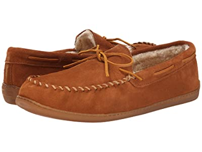 Minnetonka 3902 (Brown Suede) Men