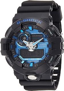 Casio Men's Dial Resin Band Watch - GA-710-1A2DR