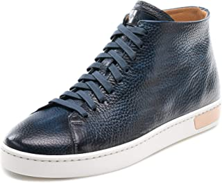 Magnanni Catera Mid Navy Men's Fashion Sneakers