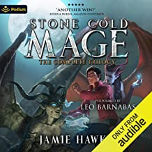 Stone Cold Mage: The Complete Trilogy: Stone Cold Mage, Books 1-3