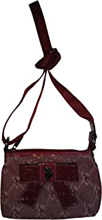 Women's US Polo Assn Purse Handbag Innocence X-Body Red