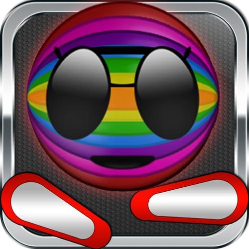 Ball Boy Beach Pinball HD - Boom 100 balls de fútbol, baloncesto, tenis, bolos, gafas de sol, Spectrum Ballz