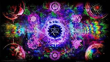 Best psychedelic fleece blanket Reviews