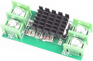 NOYITO 15A Anti-backflow Diode Constant Current Power Supply Module DC 5-60V Suitable for Battery Solar Charging Anti-back...