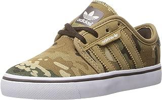 Mens Seeley J Sttarn/Dark Brown/Cbrown 4 Low-Top Sneakers C75637