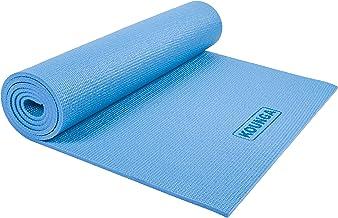 Kounga Yogamat ComfiPro 8, uniseks, volwassenen, lichtblauw, eenheidsmaat