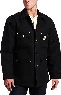 Men's Big & Tall Duck Chore Coat Blanket Lined C001