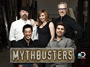 mythbusters zombie episode