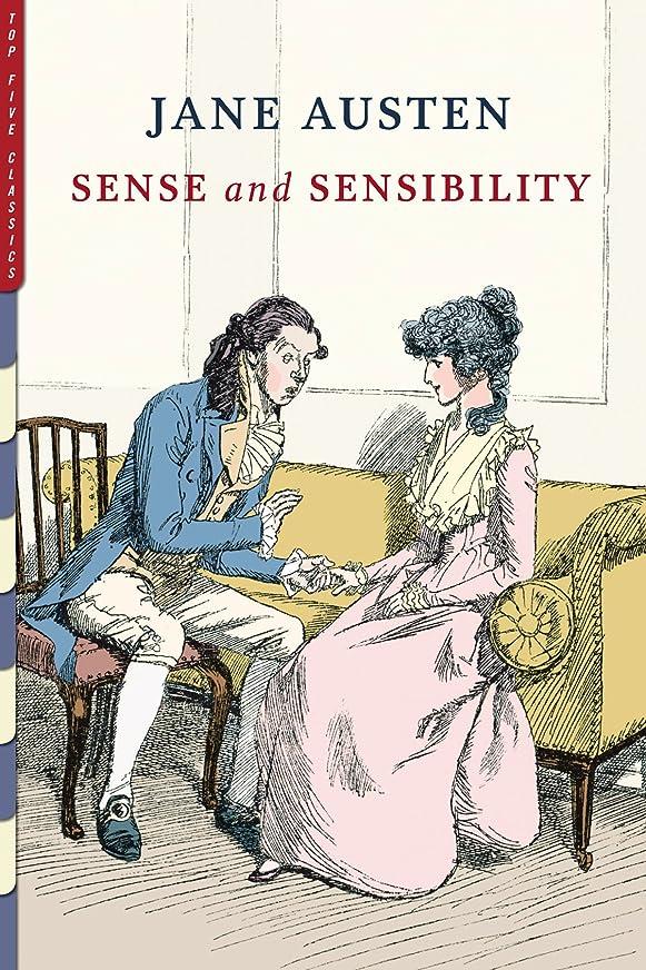 領事館フロー保険Sense and Sensibility (Illustrated by Charles E. Brock) (Top Five Classics Book 25) (English Edition)