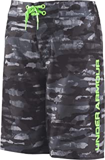 under armour swim trunks youth