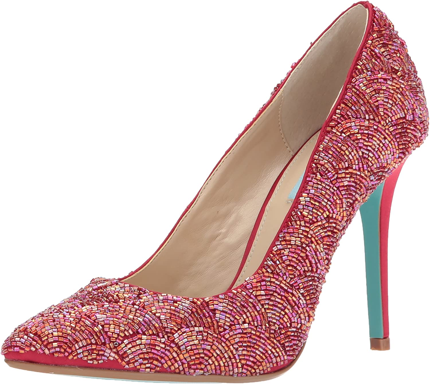 Betsey Johnson bluee Women's SB-Clair Pump