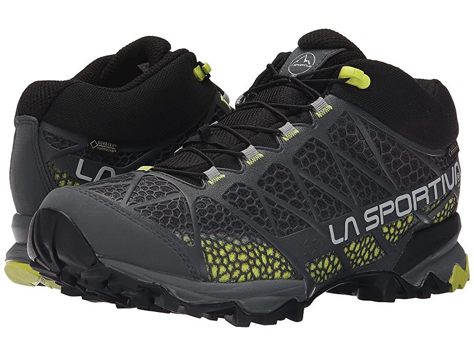 La Sportiva Synthesis Mid GTX (Grey/Green) Boots