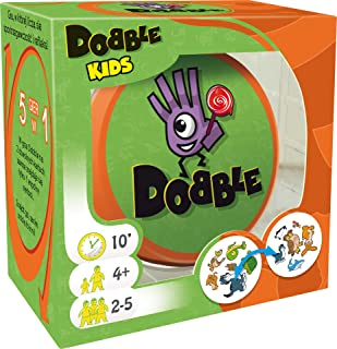 Asmodee D0KI01DE Dobble Kids Spel