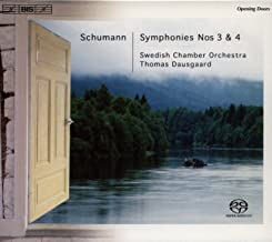 Schumann, R.: Symphonies Nos. 3 and 4 (Swedish Chamber, Dausgaard)