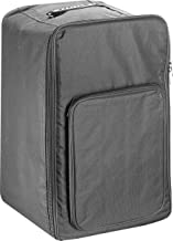 STAGG CAJB10-50 Standard-Sized Padded Bag for Cajon, Black