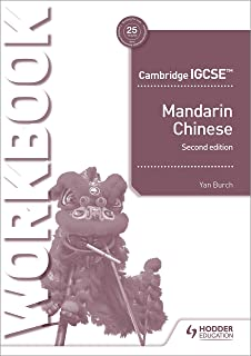 IGCSE Mandarin Workbook Second Edition
