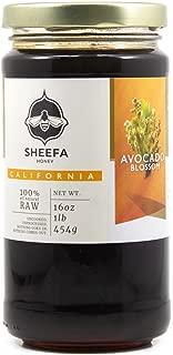 Raw Avocado Blossom Sheefa Honey