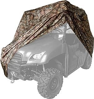 Black Boar Cover, Protect Your UTV from Rain, Snow, Dirt, Debris, Damaging UV Rays While in Storage (Jungle Camo) (66023)