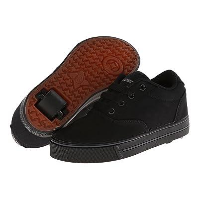 Heelys Launch (Little Kid/Big Kid/Adult) (Black) Boys Shoes