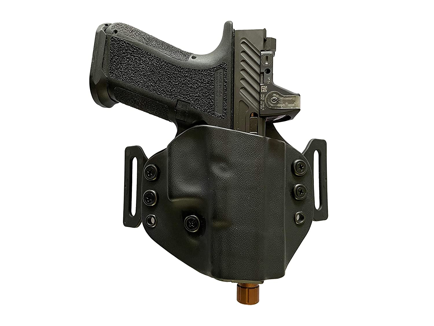 Elite Force Holsters OWB Kydex Threaded Cut Don't miss the campaign Holster New sales Barrel RMR