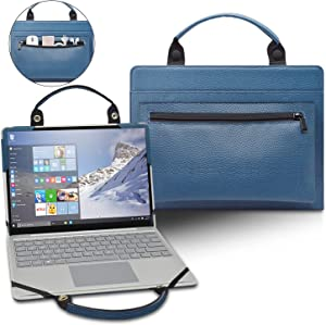 LiuShan 2 in 1 Protective Case + Portable Bag for 13.4