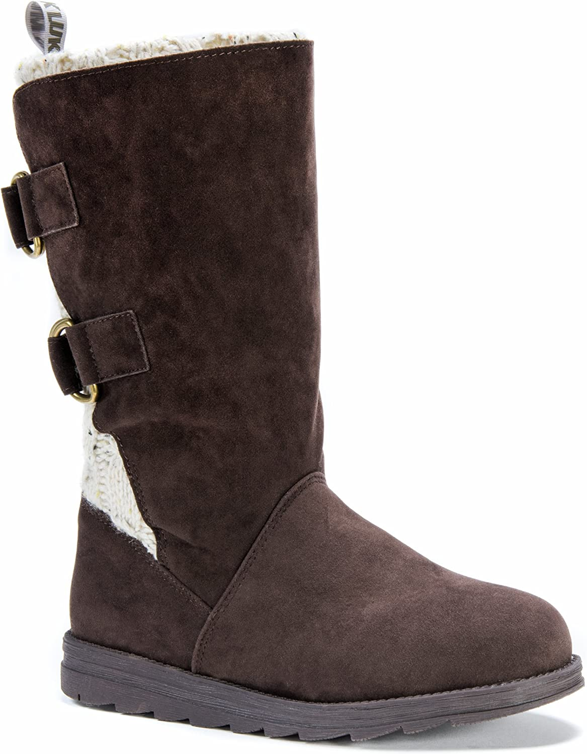 MUK LUKS Womens Women's Luna Boots Fashion Boot