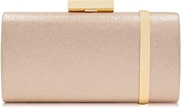 Yekajlin Clutch Purse for Women Bridal Party Evening Bags Formal Clutches
