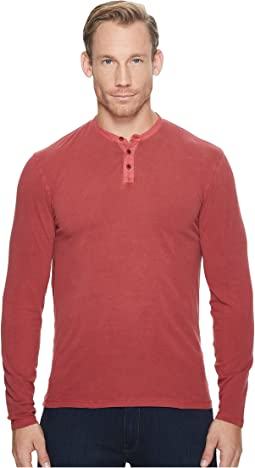 Lucky Brand - Saturday Stretch Henley