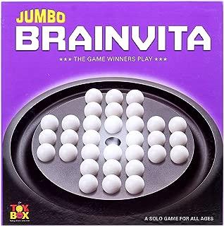 Toyztrend Toy Box Toysbox Junior Brainvita Game, Multicolour