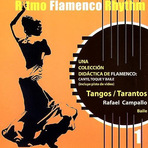 Amazon.com: Ritmo Flamenco Rhythm 1: Tangos/Tarantos: Rafael ...