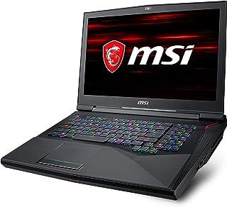 """MSI GT75 Titan 8RG-096AU 17.3"""" 120Hz, Intel i9-8950HK, GTX1080, 32GB RAM, 512GB SSD, 1TB HDD, W10H"""