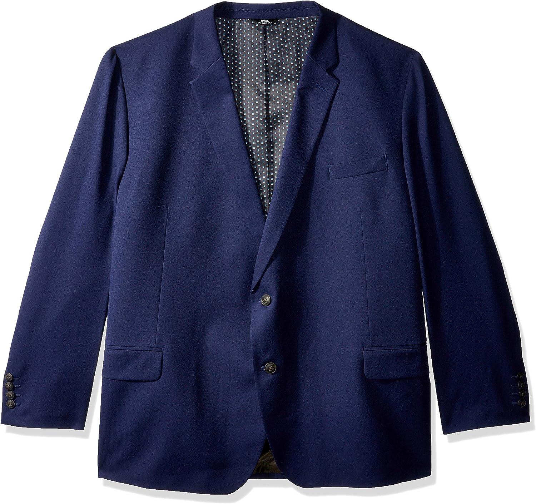 Haggar mens B&t Active Series Stretch Classic Fit Suit Separate Coat