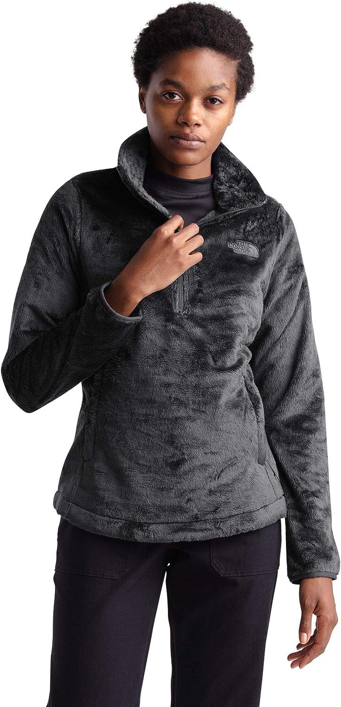 The North Face Women's Osito Quarter Zip Pullover